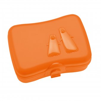Lunchbox Ping Pong solid orange für 13€